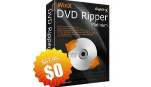 WinX DVD Ripper Platinum 8.20.2 kostenlos (Windows / Mac)