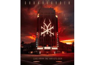 Soundgarden - Live From The Artists Den [Blu-ray] bei Saturn / Media Markt für 6,99€ abholen oder für 9,98€ liefern lassen