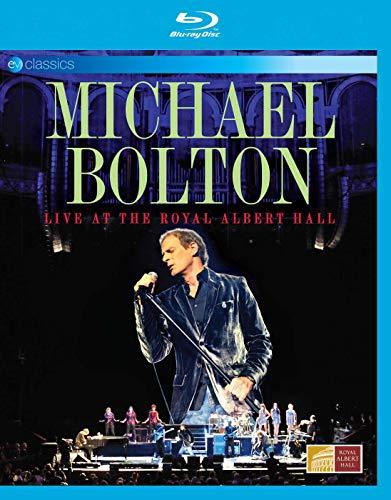 Michael Bolton - Live at the Royal Albert Hall (Blu-ray) für 5€ (Amazon Prime & Saturn & Media Markt Abholung)