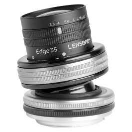 Lensbaby Composer Pro II für Canon EF 35mm und Micro Four Thirds (MFT) 50mm - Tilt-Shift Objektiv