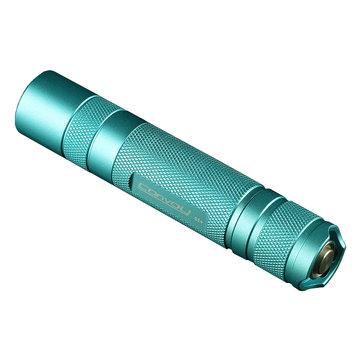 Neue Convoy S2+ LED 1800lm Taschenlampe in Lichtfarbe 5000K 6500K für 18650 Zelle