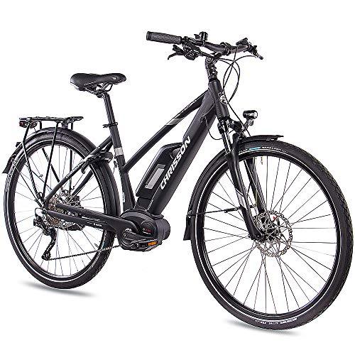 [amazon] CHRISSON 28 Zoll Damen Trekking- und City-E-Bike zu 23 % günstiger
