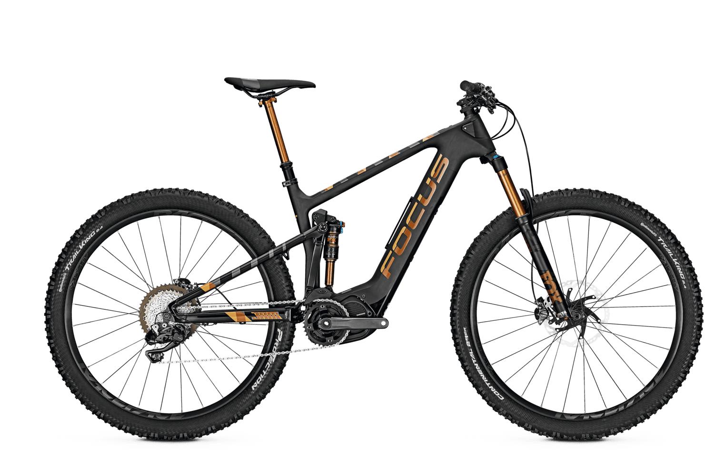 E-Fahrrad Focus Jam2 C SL 29 (Carbon/Di2/XTR/Fox Kashima/18.60kg) - 2018 (L)