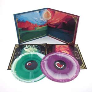 Hero of Time (Music from The Legend of Zelda: Ocarina of Time) 2x Colour LP