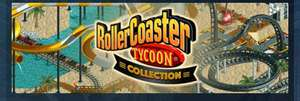 Rollercoaster Tycoon Collection [Steam Shop]