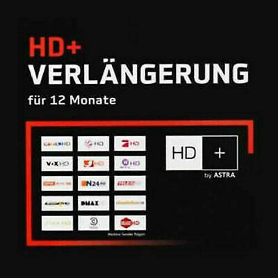 HD+ HD Plus Verlängerung für 12 Monate SAT [ebay]