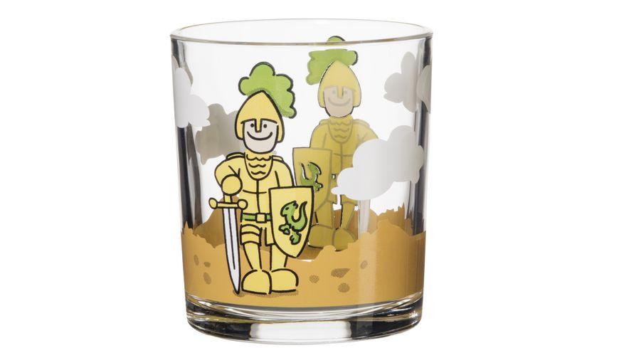 MÄSER Trinkglas Ritter für 1€, MÄSER Henkelbecher Bauernhof für 1,50€, Schale Prinzessin & Bauernhof für je 2€ (Müller Abholung)