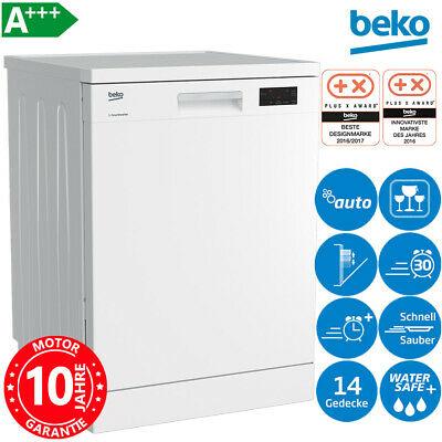 Beko DFN16430W a+++ Geschirrspülmaschine