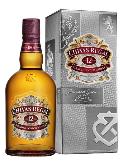 Chivas Regal 12 Jahre - 1 L @ Heinemann