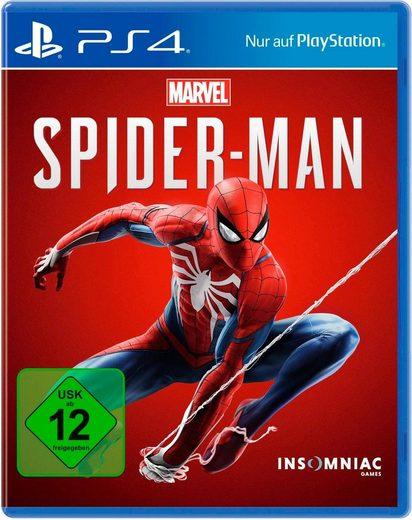 Sony PlayStation 4 PS4 Spider-Man für 14,90€ inkl. Versandkosten