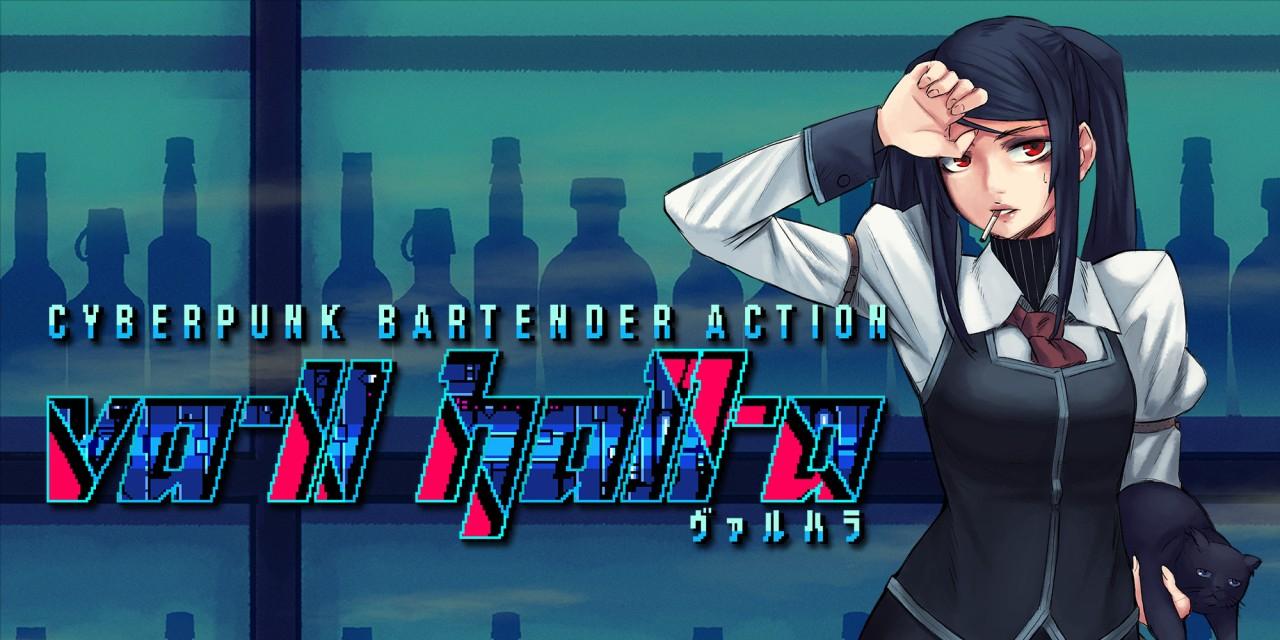 VA-11 Hall-A: Cyberpunk Bartender Action (Switch) für 3,95€ MEX (eShop)