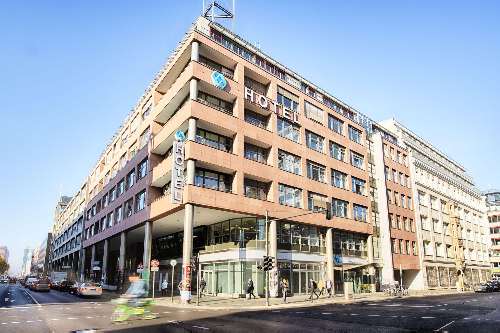 4* Select Hotel Berlin Gendarmenmarkt ab 28,60€/Nacht inkl. Frühstück im DZ (kostenfrei stornierbar) bei Buchung von 4 Nächten