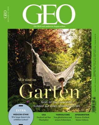 GEO Abo (3 Ausgaben) für 26,40 € mit 25 € Amazon-Gutschein