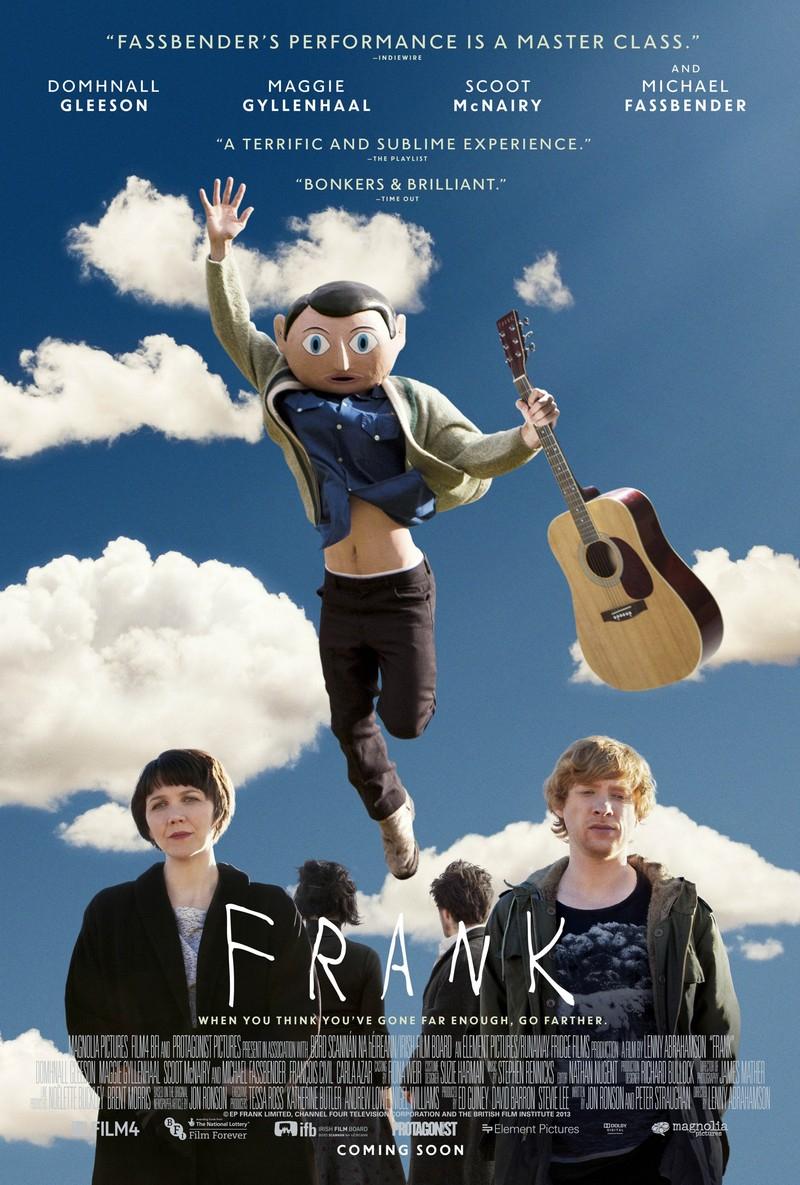 «Frank» – Komödie mit Michael Fassbender und Maggie Gyllenhaal kostenlos im Stream (SRF)
