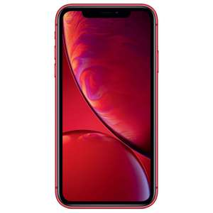 "[V&V Amazon] Apple iPhone XR 64/3GB (Product RED) - 6,1"" LCD IPS - Apple A12 - 12.2MP/7.2MP - 2924mAh Akku"