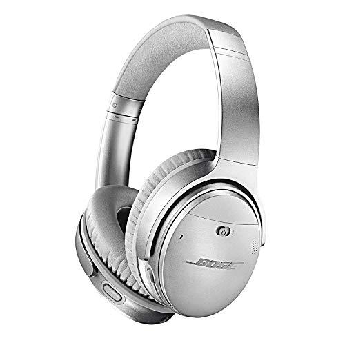 Bose QuietComfort 35 II Over-Ear-Kopfhörer mit ANC in silber