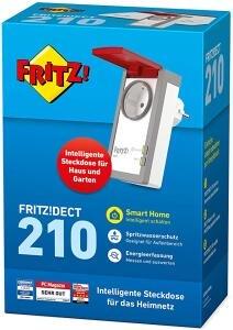 AVM FRITZ!DECT 210 DECT Steckdose mit Messfunktion Außenbereich für 34,40€ (Amazon)