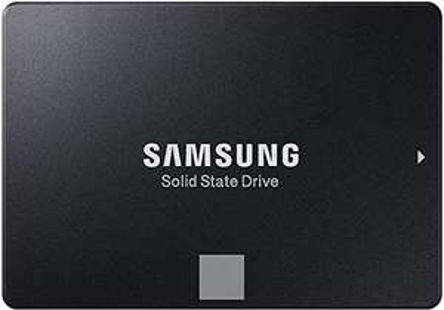 "Samsung MZ-76E2T0B/EU 860 EVO 2 TB SATA 2, 5"" Interne SSD"