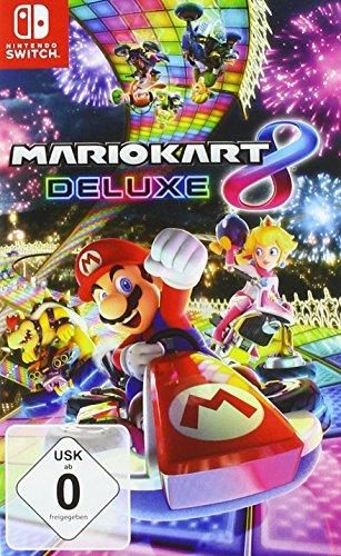 Mario Kart 8 Deluxe (Switch) für 38,89€ (Amazon)