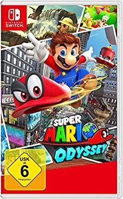 Super Mario Odyssey (Switch) [Amazon Direktabzug]