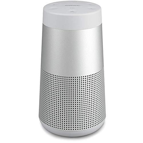 Bose SoundLink Revolve, tragbarer Bluetooth - Lautsprecher (mit kabellosem 360°-Surround-Sound)