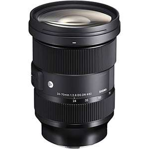 Sigma 24-70mm F2,8 DG für SONY E Vollformat