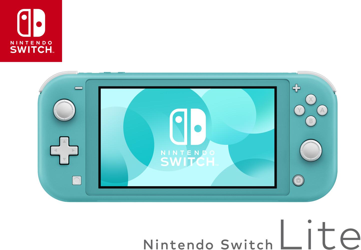 Nintendo Switch Lite Türkis für 159,32€ inkl. Versand