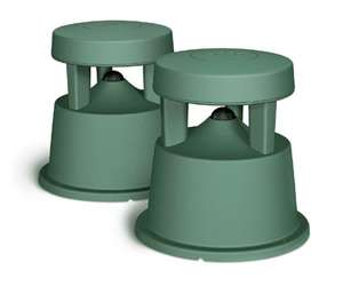 Bose ® FreeSpace 51 Environmental Lautsprecher (1-Paar, bis 100 Watt Amplifier) granit-grün