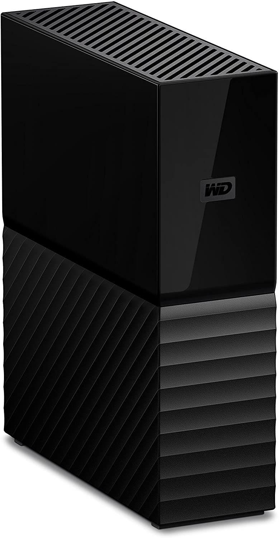 Western Digital My Book 8 TB USB 3.0 Desktop-Festplatte (mit Passwortschutz und automatischer Backup-Software)