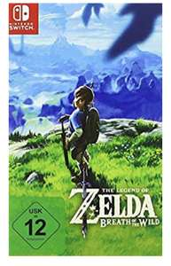 —Amazon— Switch: Zelda Breath of the wild 44,86€