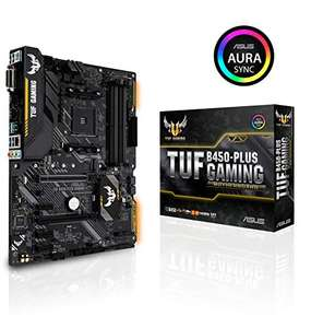 Asus TUF B450-Plus Mainboard AM4 - Bestpreis!