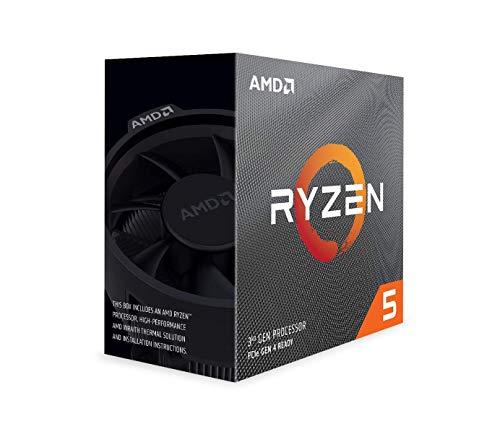 AMD Ryzen 5 3600 (AM4, Wraith Stealth)
