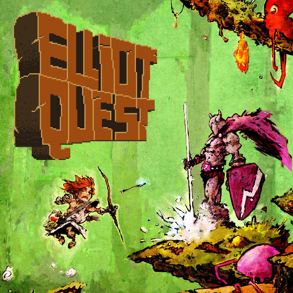 Elliot Quest (Switch) für 99 Cent (eShop)