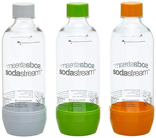 [PRIME] SodaStream Aktions-Set Pet-Flaschen 2+1, 3x 1 L PET-Flaschen