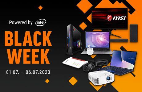 Black Week bei NBB: Notebooks, PCs, Hardware, Monitore, Beamer, Drucker, Netzwerk, Smart Home, Audio, Software & Zubehör
