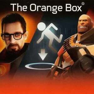 Pack The Orange Box : Half-Life 2, Half-Life 2: Episode One + Two, Portal und Team Fortress 2 PC @Steam