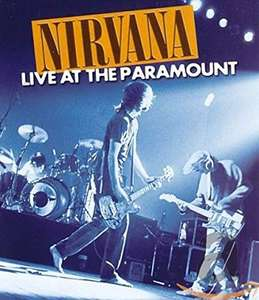 Nirvana - Live at Paramount (Blu-ray) für 6,81€ (Amazon Prime)
