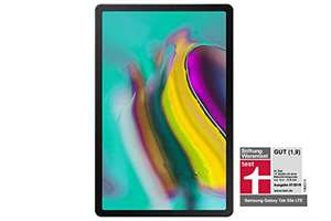 Samsung Galaxy Tab S5e T720 (10,5 Zoll) Wi-Fi, 128 GB, 6 GB RAM, gold, DE Version