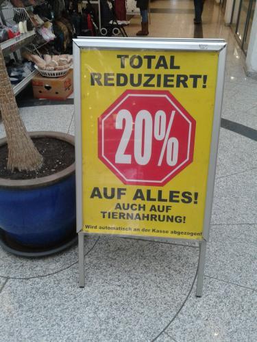 [Lokal] 20% auf alles bei Thomas Philipps Berlin wegen anstehender Renovierung
