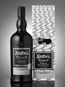 Ardbeg Blaaack Limited Edition 46.0% 0,7l