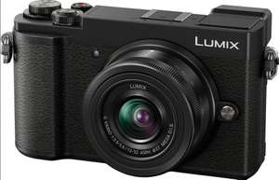 [SCHWEIZ] Panasonic DC-GX9KEG-K Systemkamera (12 - 32 mm, 20.30Mpx, 30FPS, WLAN)(CH) (GRENZGÄNGER)