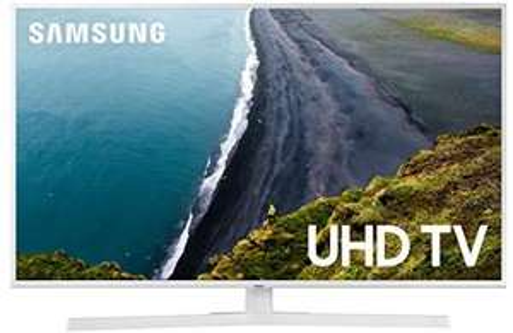Samsung RU7419 125 cm (50 Zoll) LED Fernseher (Ultra HD, HDR, Triple Tuner, Smart TV) [Modelljahr 2019] [Amazon]