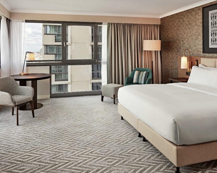 Hilton Hotels in Wien 40€ bis 27.11