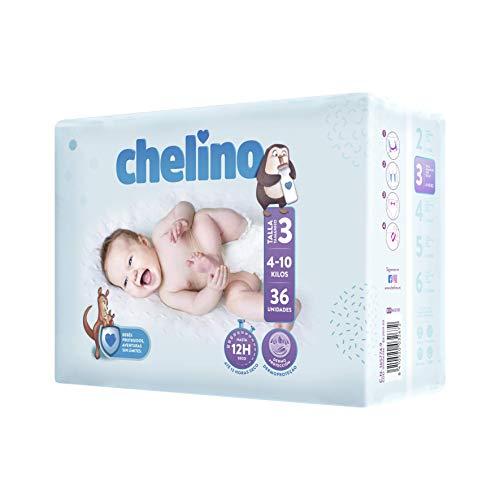 [amazon | prime] Windeln Größe 3 / 6x36 / 216 St. / Chelino Fashion & Love Talla