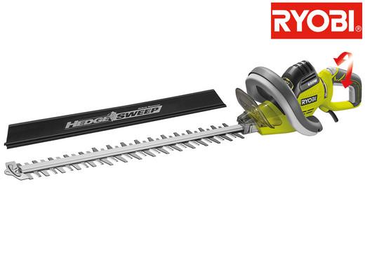 Ryobi RHT6560RL Elektro-Heckenschere | 650 W