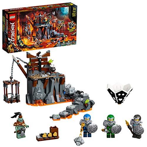LEGO 71717 NINJAGO Reise zu den Totenkopfverliesen mit Prime