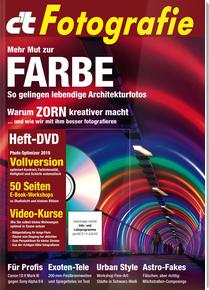 """[Heise] c't Digitale Fotografie (2 Ausgaben) + 10€ Amazon-Gutschein + Sonderheft """"c't Digitale Fotografie Spezial 2019"""" für 14,60 €"""