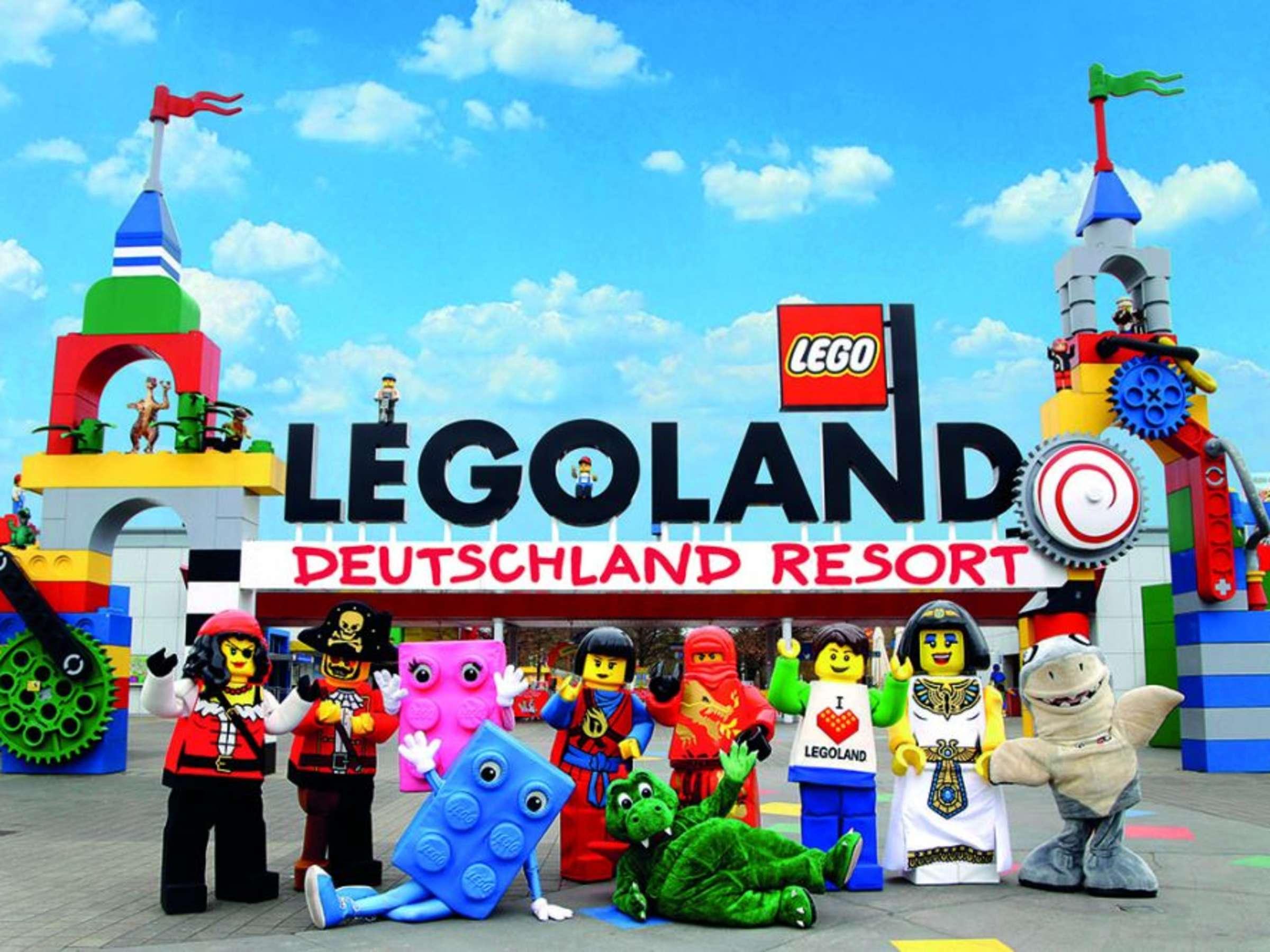 [Legoland Günzburg] Kellogg´s Spartickets jetzt online buchbar (bis 50% für max. 5 Personen), auch für Heide Park, Sea Life...