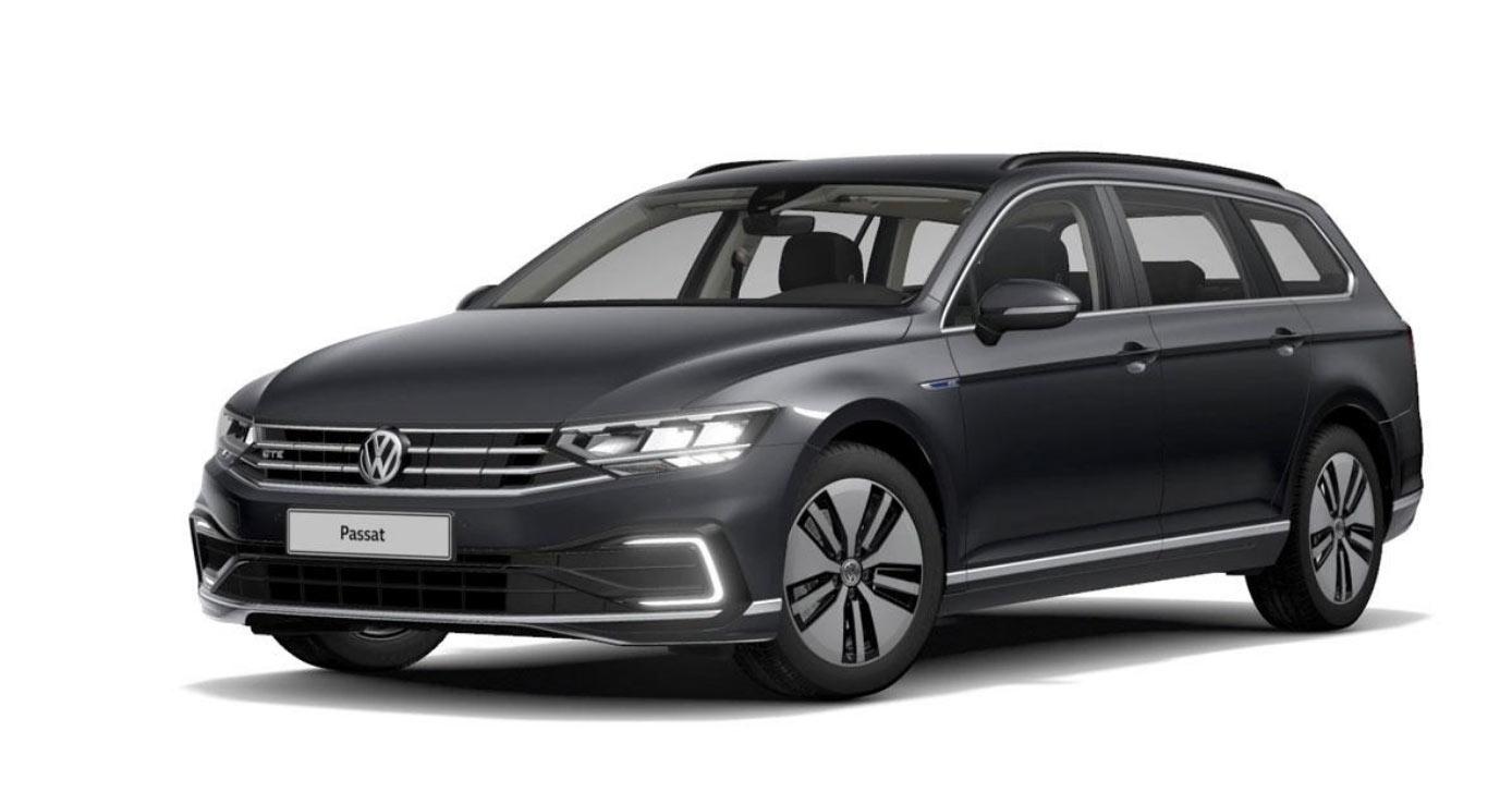Gewerbeleasing: Der Passat GTE (Hybrid) für 79,- Euro im Leasing bei 24 Monaten!