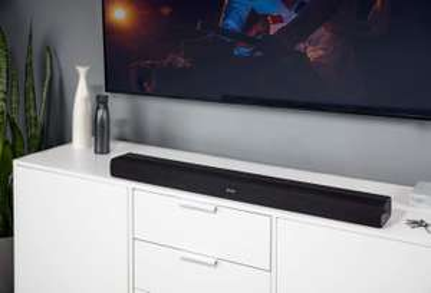 Denon DHT-S216 2.1 TV Soundbar mit integriertem Subwoofer, Bluetooth, HMDI ARC, 4K UHD, Dolby Digital, DTS, DTS Virtual:X [Amazon]